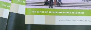 ORPR 2014 Annual Report