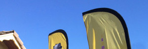 JetCat USA Beach Banners