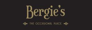 Bergie's Visual Identity