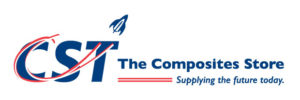 CST – The Composites Store Logo & Letterhead Update