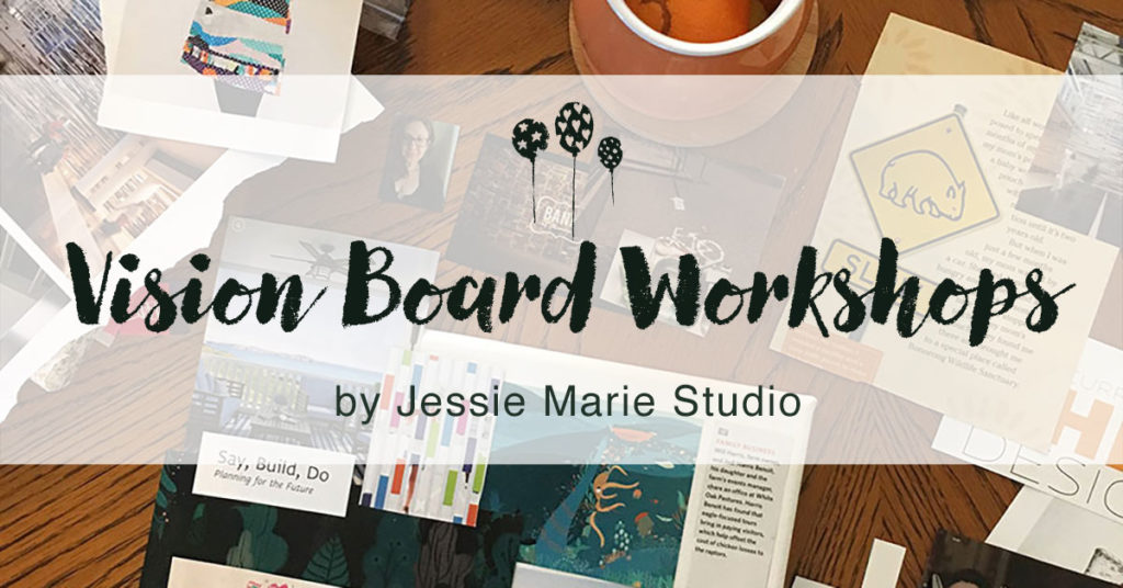 Vision Board Workshops